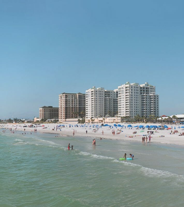 florida gulf beaches