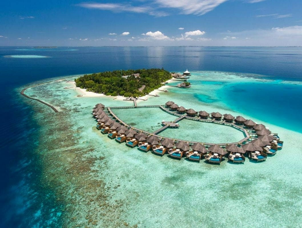 list of maldives resorts