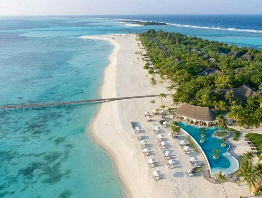 maldives resort list