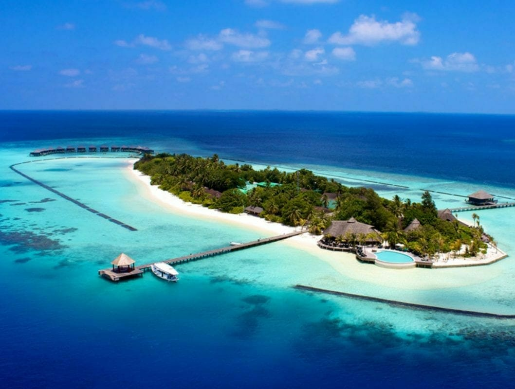 best maldives resorts for couples