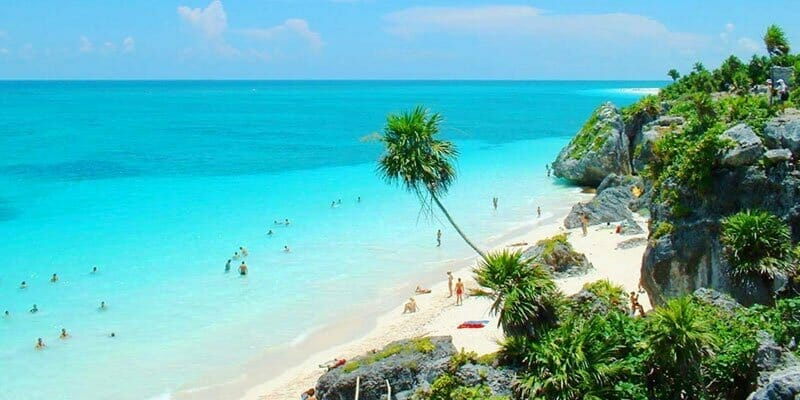 best beaches mexico