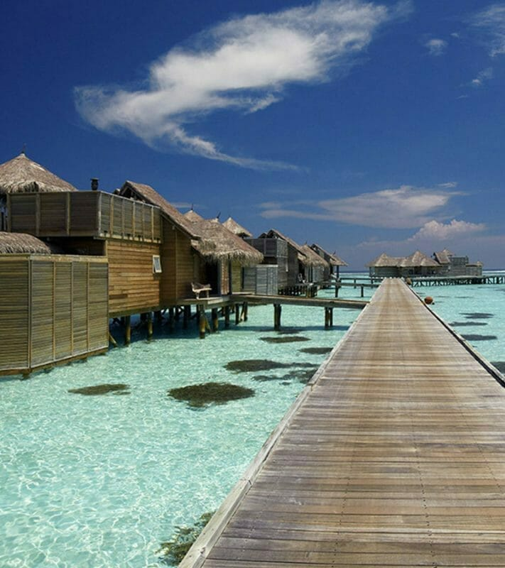 top maldives resorts