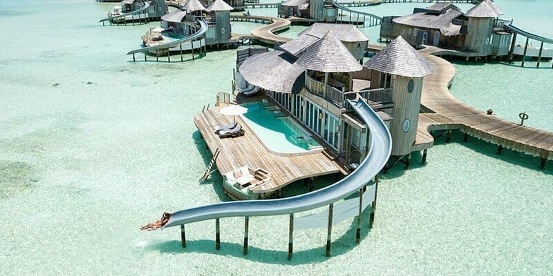 top maldives resort