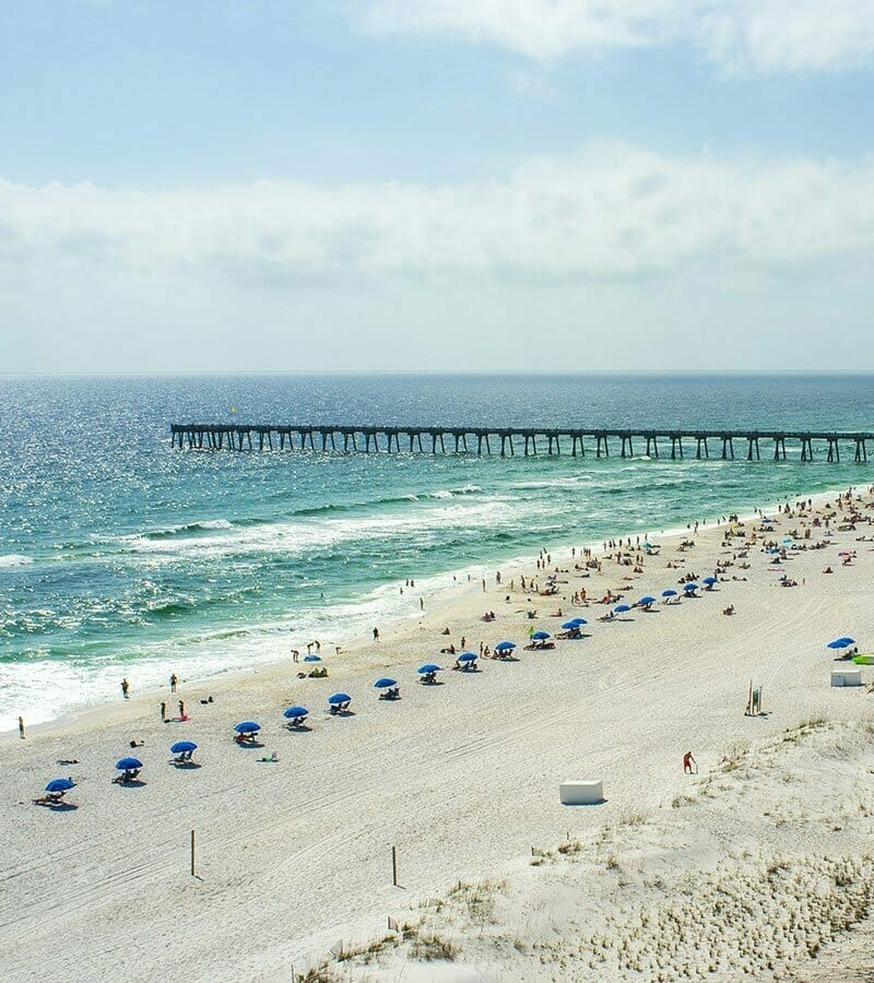 best tropical beaches in the us