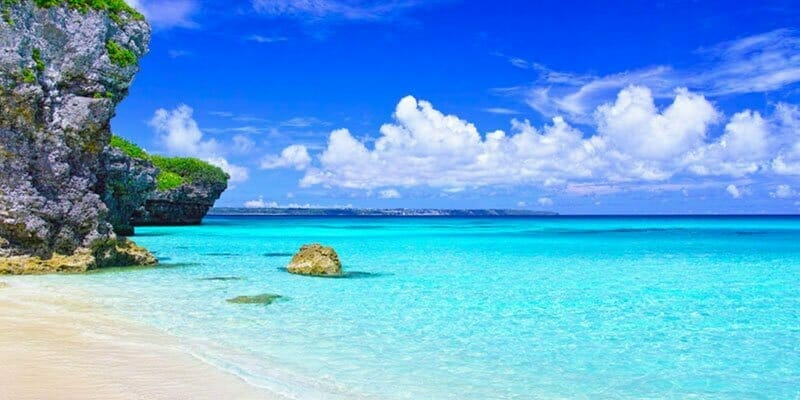 best okinawa beaches
