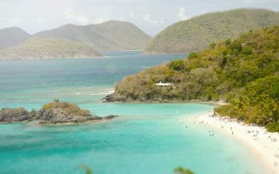 Best Tropical Beaches in the USA