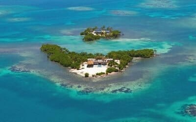 The World's Most Secluded Island (Extreme Privacy)