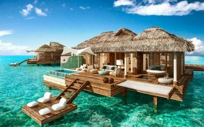 12 Overwater Bungalows (Basically) in the USA