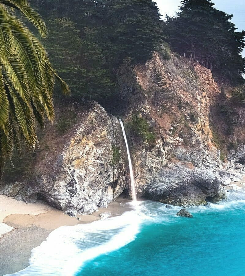 best tropical beaches in us