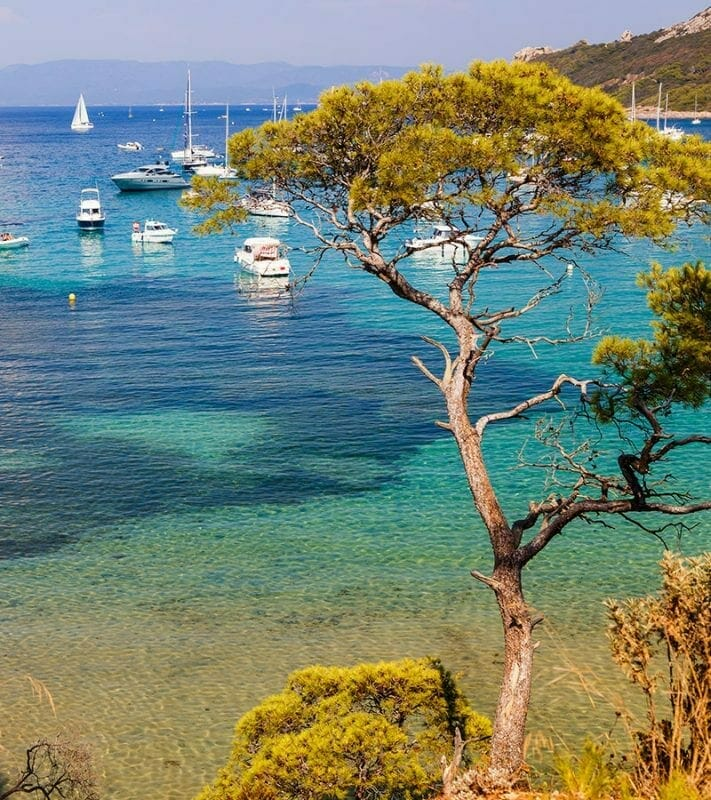 porquerolles france
