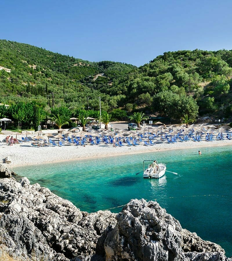 best places to snorkel in greece