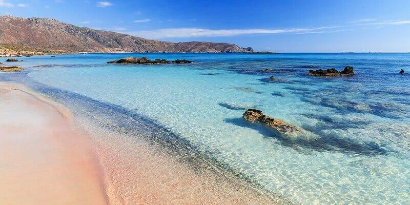 best snorkeling greece