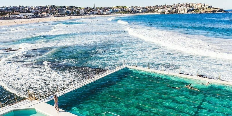 why is bondi beach popular