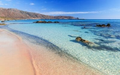 Best Pink Sand Beaches in Greece (2019)