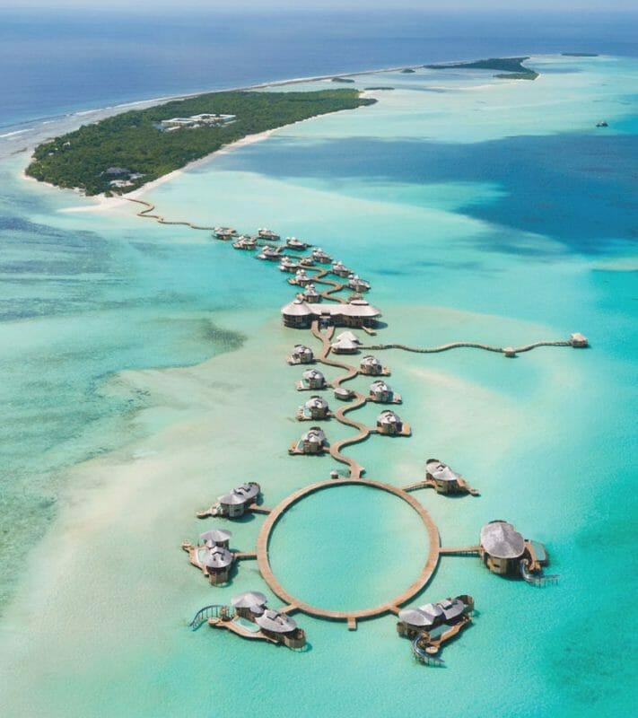 maldives luxury resorts list