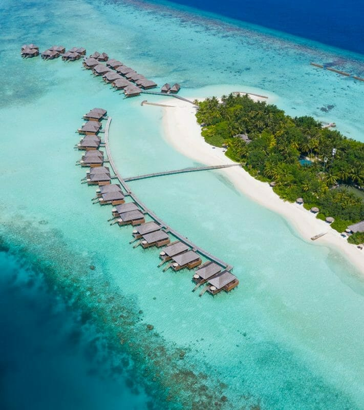 best maldives resort