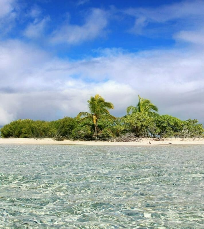 tropical island for sale