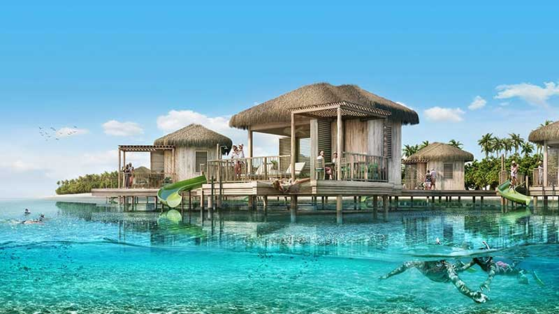 Overwater Bungalows In The Bahamas (Do They Exist?)