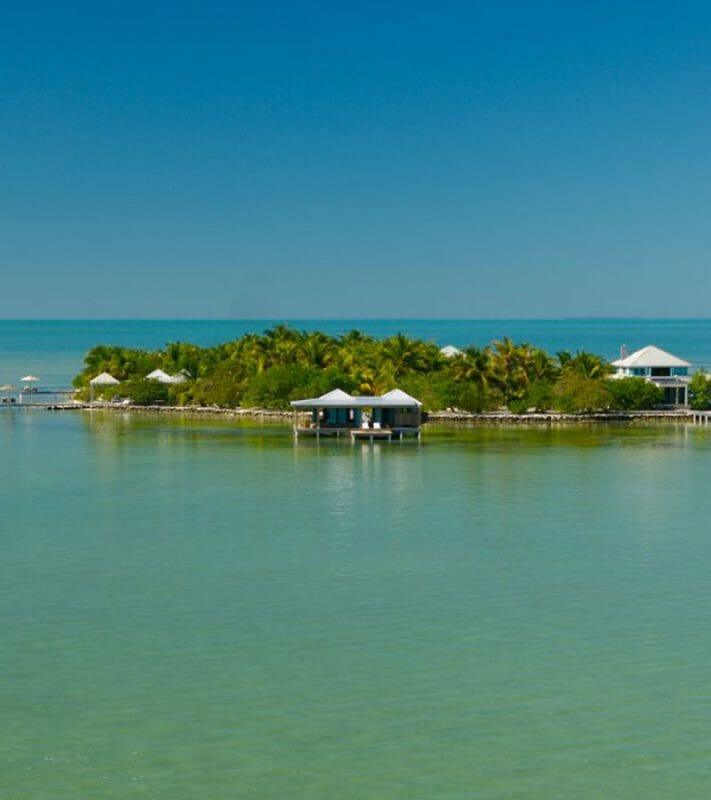 overwater bungalows us