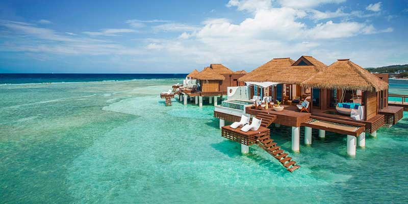 overwater bungalows bahamas