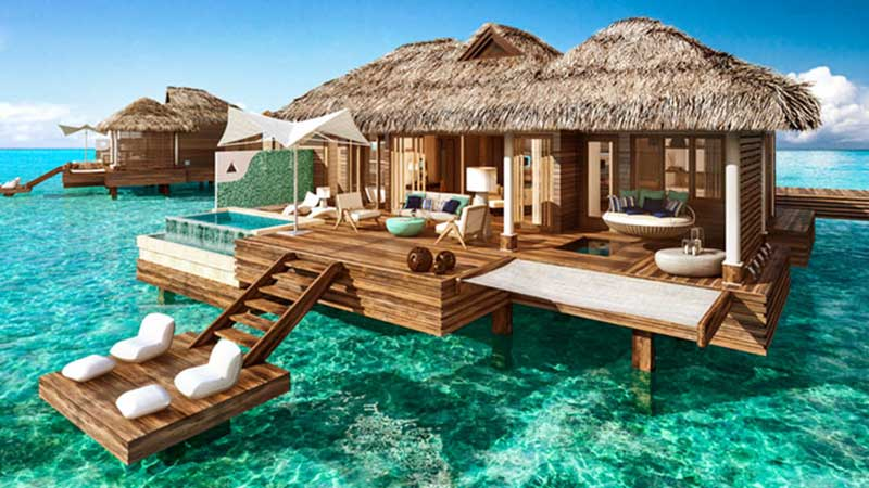 15 Overwater Bungalows (Basically) in the USA