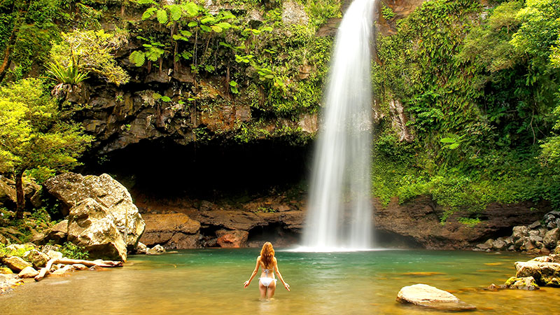 15 Best Tropical Waterfalls In The World