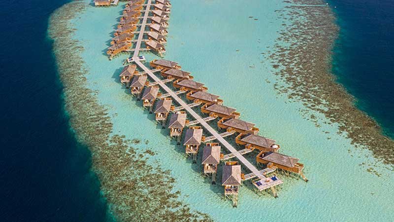 10 Most Affordable Overwater Bungalows In The World