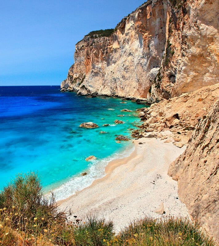 best place to snorkel in the greek islands