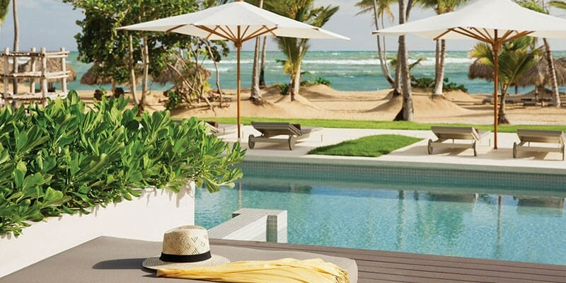 punta cana swim up rooms