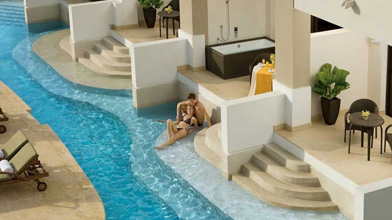 Everything To Know About Swim-Up Rooms