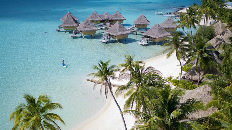 25 Best Tropical Resorts In The World