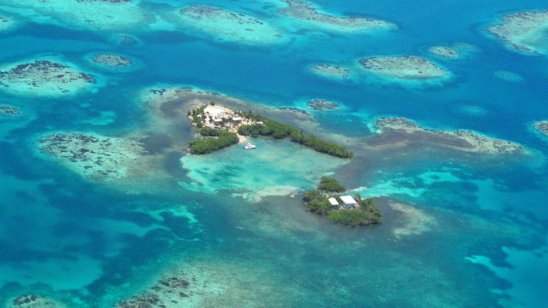 World's Most Secluded Tropical Island (Gladden Private Island)